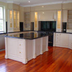 French Provincial 2Pac with Galaxy Black Granite bench-tops